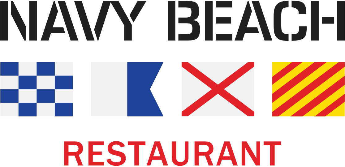 Navy Beach Restaurant logo