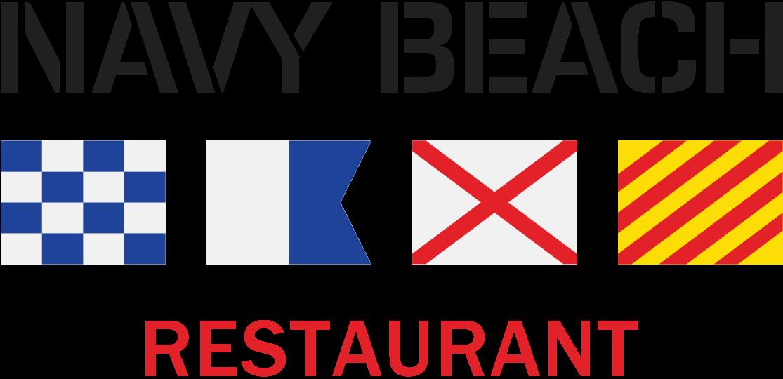 Navy Beach Restaurant logo